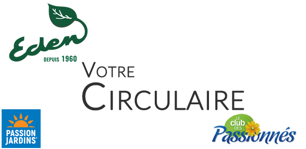 circulaire passion jardins